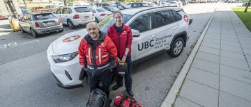 UBC Expands Occupational First Aid Program on Vancouver Campus